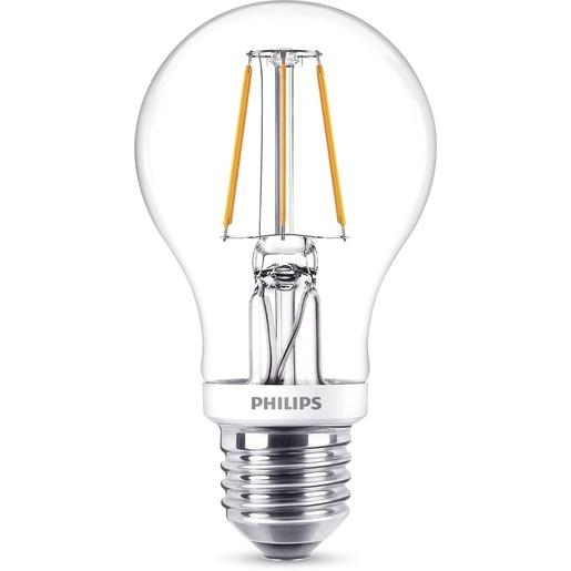 philips led lampe 4 5w e27 827 dimmbar leuchtmittel leds kelag myshop. Black Bedroom Furniture Sets. Home Design Ideas