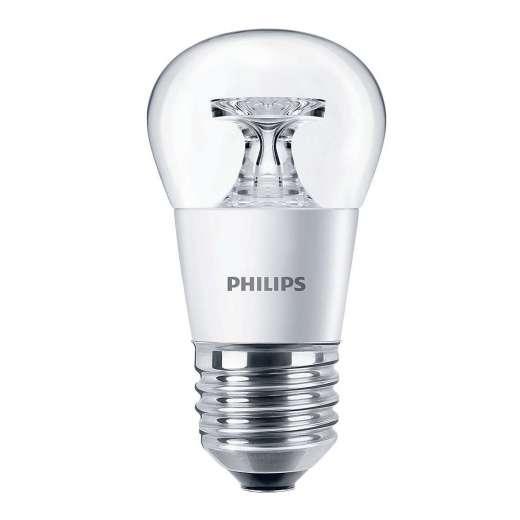 philips corepro ledluster 4w 250lm 827 e27 p45 leuchtmittel leds kelag myshop. Black Bedroom Furniture Sets. Home Design Ideas