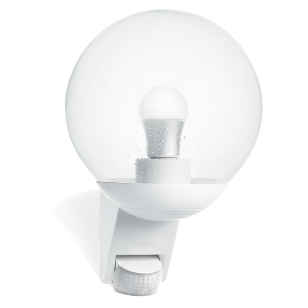 steinel sensorlampe 1xe27 max 60w wei kelag myshop. Black Bedroom Furniture Sets. Home Design Ideas